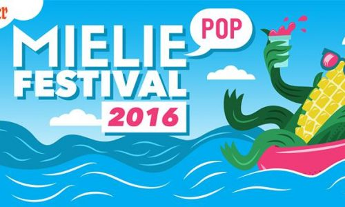 Win tickets and let's get our Mieliepop on